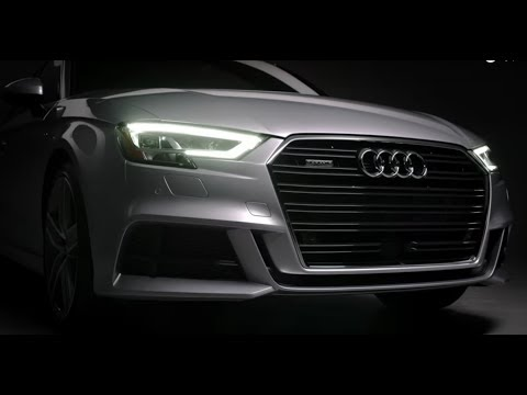 Audi A3 Limousine Седан класса B - рекламное видео 1
