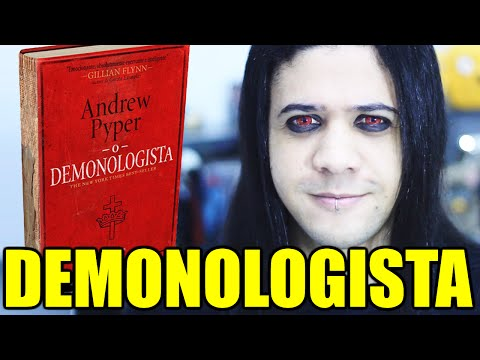 O DEMONOLOGISTA - RESENHA do livro da @darksidebooks | FREAK TV