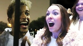 Meeting JORDAN FISHER on Dancing with the Stars!!!