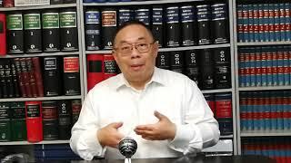 「 陳震威大律師 」之 再談 ' 逃犯條例 '