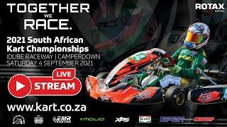 2021 SA Kart Championships – iDube – LIVE