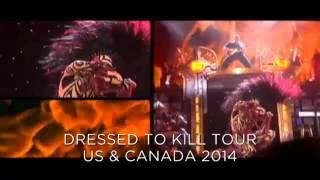 Cher: D2K 2014 Tour Trailer