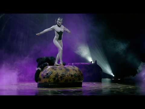"""Assista a Trechos oficiais de """"Ovo"""", do Cirque du Soleil"""