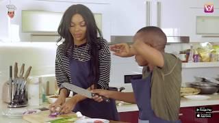 Cook with Wema Sepetu S01E03 Steve Nyerere