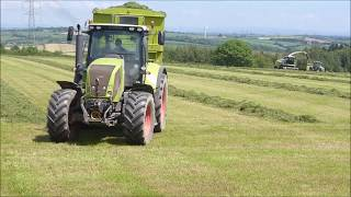 2nd Cut Silage - 30th May 2017