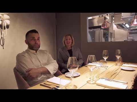Illuminare un ristorante di classe: Cristopher Carraro-Chef stellato-racconta la luce di design OLEV thumbnail