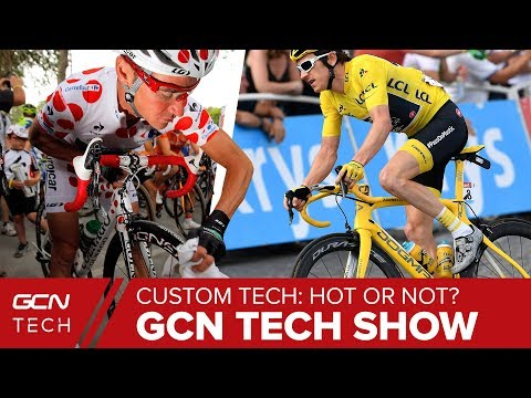 Custom Cycling Tech: Hot Or Not? | GCN Tech Show Ep. 31