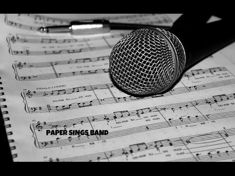 PAPER SINGS BAND Ottetto di musica Soul-Motown Milano musiqua.it