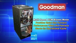 Goodman GME8 Series 80% AFUE Furnace