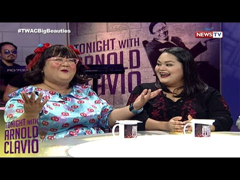 Tonight with Arnold Clavio: Boobsie, Maey at Cai, ang mga bigating bisita ng #TWAC7