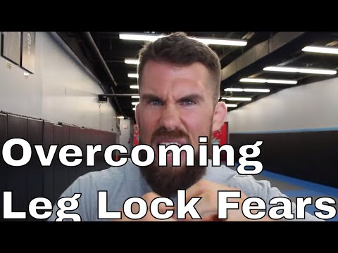 BJJ Blue Belt Consumed With Terrifying Fear of Heel Hooks & Leg Locks