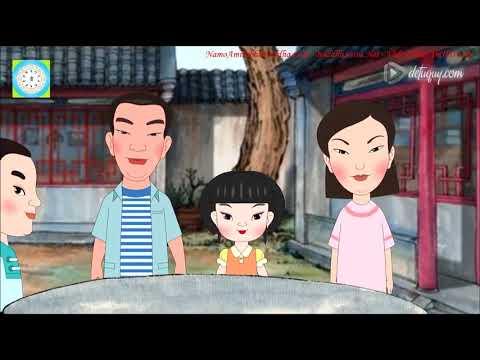 Tập 106/120, Phim Hoạt hình Đệ Tử Quy, Tiểu Thần Y, Phim Hoạt hình Phật Giáo, Pháp Âm HD