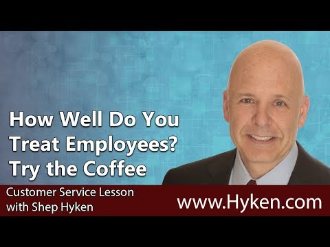 How Well Do You Treat Your Employees? ...Try The Coffee