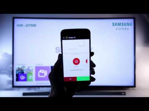 Cómo usar tu dispositivo móvil como mando a distancia en tu Smart TV  Tutorial