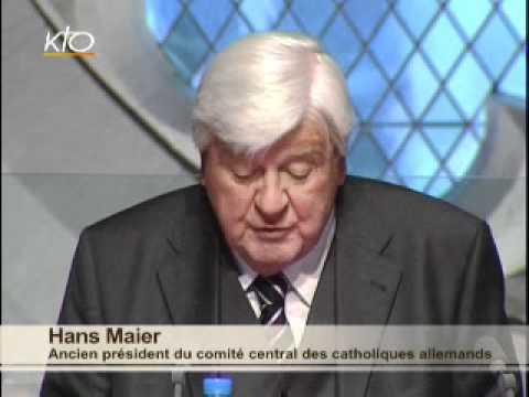 L'Europe selon Jean-Marie Lustiger - 1ère partie