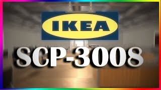 The Infinite IKEA | SCP 3008 Game
