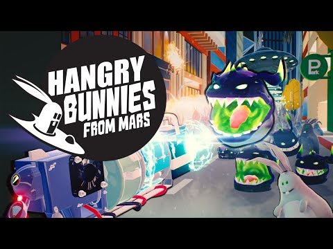 Hangry Bunnies From Mars: Launch Teaser Trailer thumbnail
