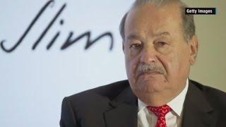 Carlos Slim In 82 Seconds