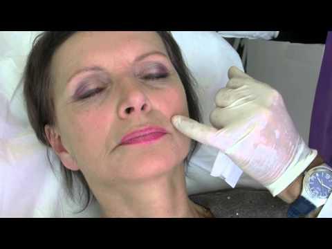 Mejtan le masque de tissu pour la personne et le cou le lifting en trois dimensions les rappels