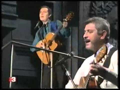 JUAN Y JUNIOR - ANDURIÑA 1990