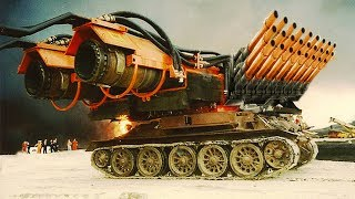 CRAZIEST Tanks In The World!