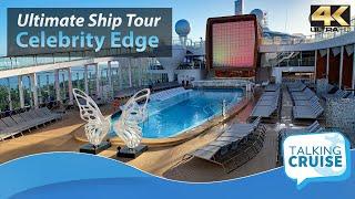 Celebrity Edge - Ultimate Cruise Ship Tour (2018)