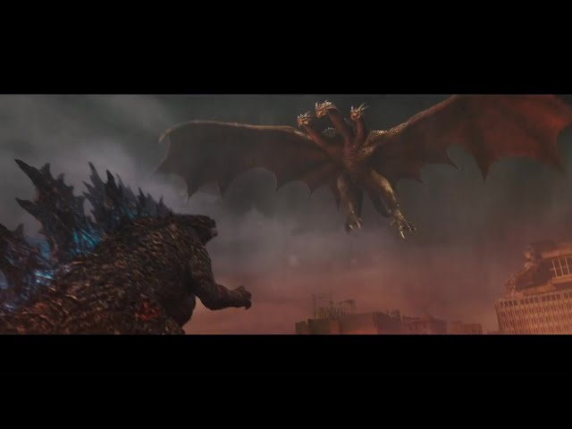 Godzilla 2: 1 2 3 TV Spot