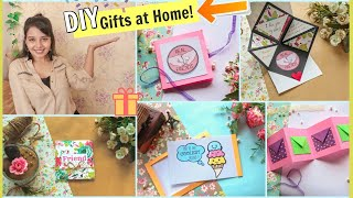 DIY Last Minute Gift Ideas For Everyone In LOCKDOWN | DIY Friendship Day Gift Ideas At HOME !