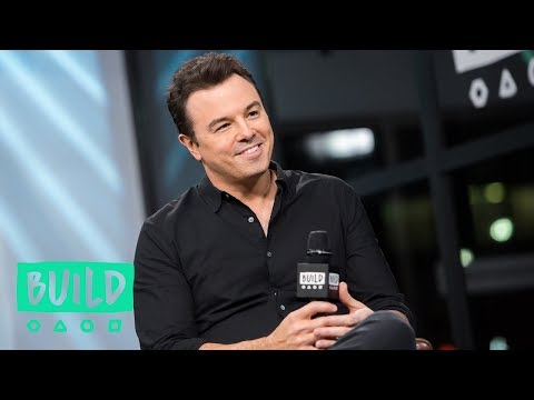 Seth MacFarlane Drops In To Talk About His Album,