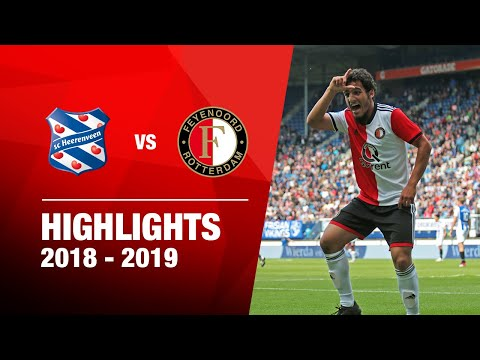 Samenvatting | sc Heerenveen – Feyenoord (3-5)