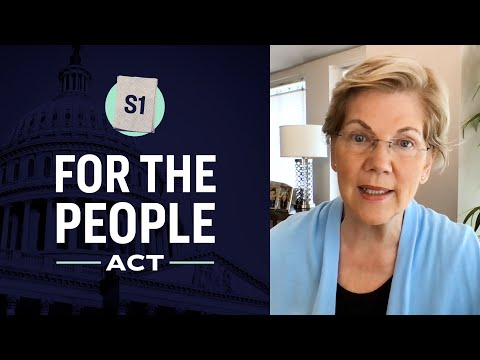 Video thumbnail for How Republicans Are Suppressing the Vote: Explained by Elizabeth Warren