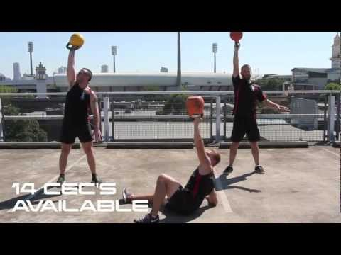 FTI: Kettlebell Training and Courses by the Australian Institute of ...