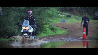 Learning To Off-road The Triumph Tiger 800 With Vijay Parmar!