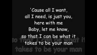Adam Gregory - What It Takes (+lyrics)