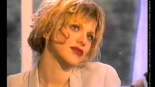 Courtney Love Interview About Kurt Cobains Suicide, Drugs, Hole And Frances - 1995