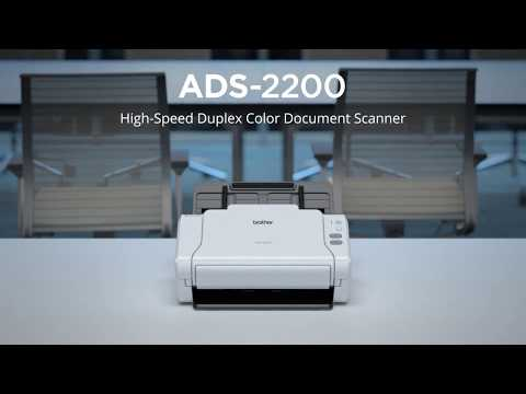 dai ly cung cap brother ads 2200 scanner