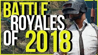 Upcoming Battle Royale games you can play in 2018 [gamepressure.com]
