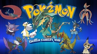 Download Youtube: All 802 Pokemon (Generations 1-7)
