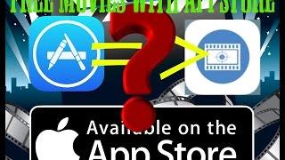 Gratis Films Kijken via  een App-Store App
