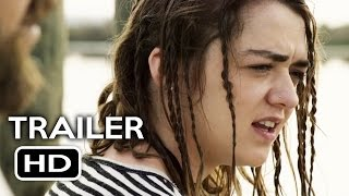 The Book Of Love Official Trailer 1 2017 Maisie Williams Jason Sudeikis Drama Movie HD