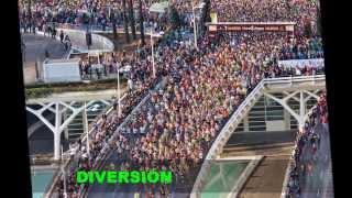 preview picture of video 'MOTIVACION MARATON VALENCIA 2013 - C.A. SENSE LIMITS ALDAIA'