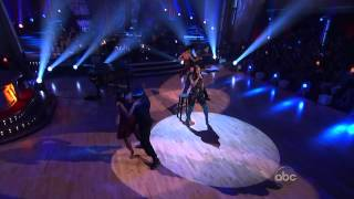 Alicia Keys - Try Sleeping With a Broke Heart (Dancing With the Stars) 11-17-09.