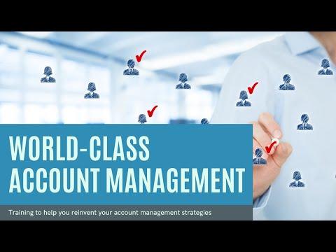 Digital Media Training's World-Class Account Management Training ...