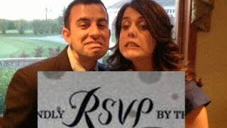 Viral Wedding Invitation Causes Media Stir