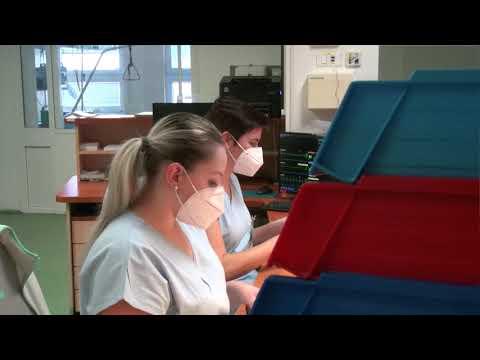 Video: Nabízíme Vám zaměstnání na pracovištích, která disponují nejmodernější léčebně-diagnostickou technikou a zkušenými týmy.