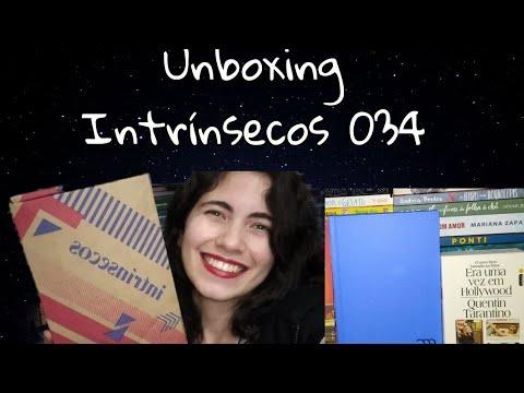 Unboxing Intrínsecos 034   Shakespeare e Tarantino ???