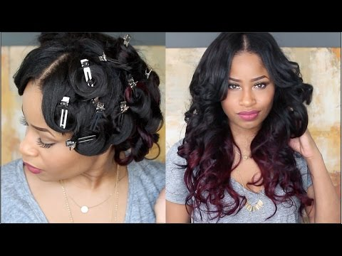 Every Way To Curl Hair Easy Curling Techniques