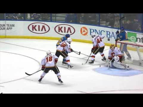 Calgary Flames vs St. Louis Blues - March 25, 2017 | Game Highlights | NHL 2016/17