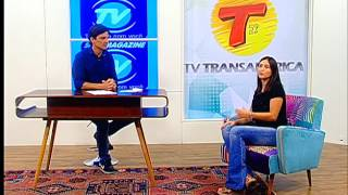Show Magazine TV - Entrevista Dra Mayara - 07/03/17