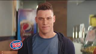 Aaron Judge How to talk like a New Yorker commercial